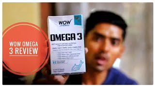 Honest Review - WOW OMEGA 3