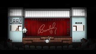 Buddy: The Buddy Holly Story Scenic Design by Eric Luchen