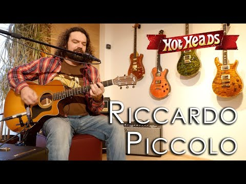 Thomann Hot Heads: Riccardo Piccolo, Hotline Italy