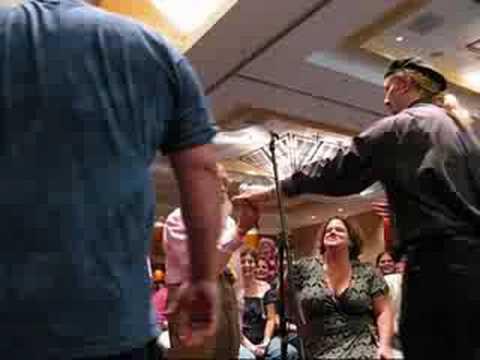 Graham Watkins vs. James Randi at Dragon*Con