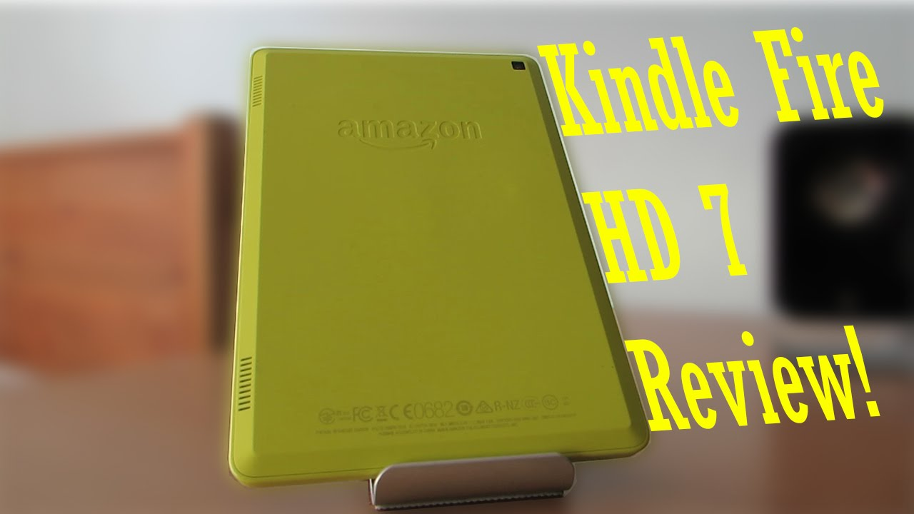 Kindle Fire Hd 6 Citron