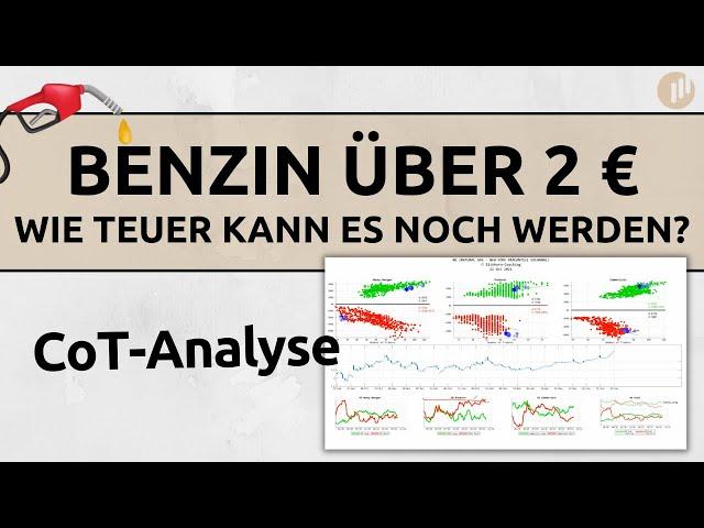 CoT-Analyse der Energiemärkte – Wie weit kann Erdöl noch steigen?