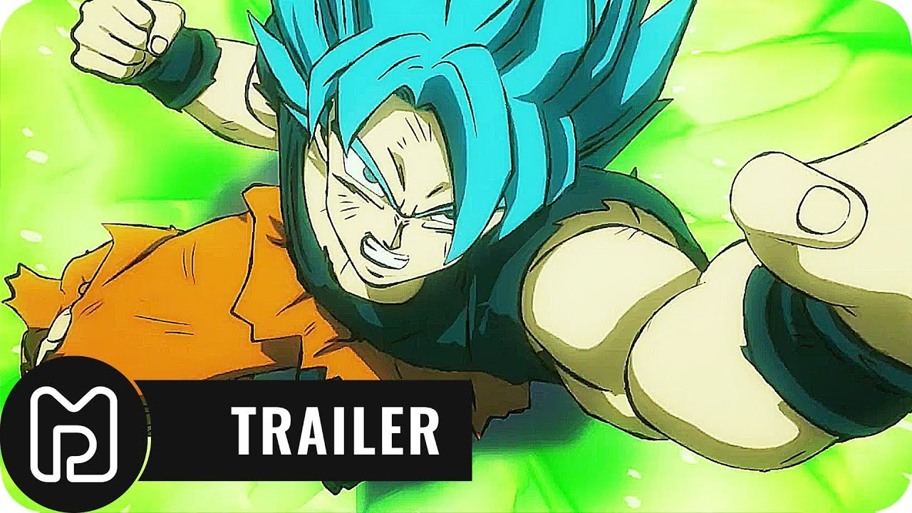 Dragon Ball Super Broly Film Deutsch