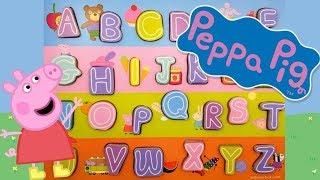 Aprender o Abecedário Infantil | Alfabeto para Crianças | Vídeos Educativos | Brink & Aprenda