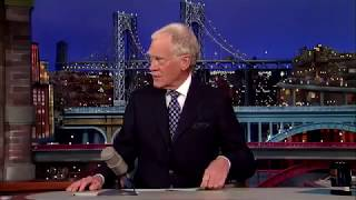 David Letterman   Top Ten Courses at the Marijuana University