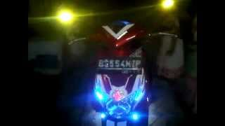 Honda Beat modif LED
