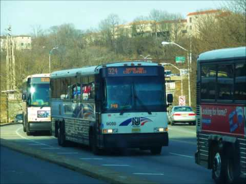 [Audio Recording] New Jersey Transit Motor Coach Industries 2006 D4500CL 9023
