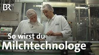 Milchtechnologe   Ausbildung   Beruf   BR