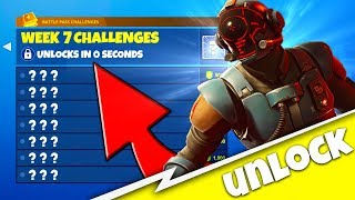 UNLOCKING NEW *BLOCKBUSTER SKIN* In Fortnite!