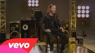 #VEVOCertified, Pt. 9: Sexy Bitch (David Guetta Commentar...