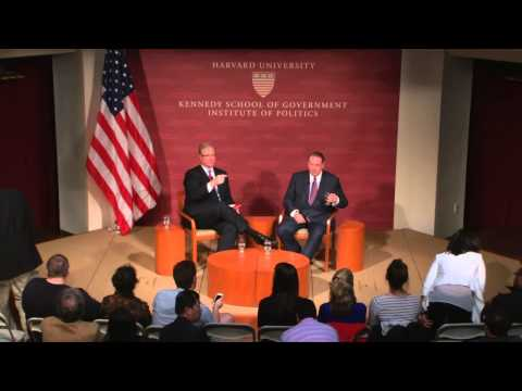 A Conversation with Mike Huckabee | Institute of Politics