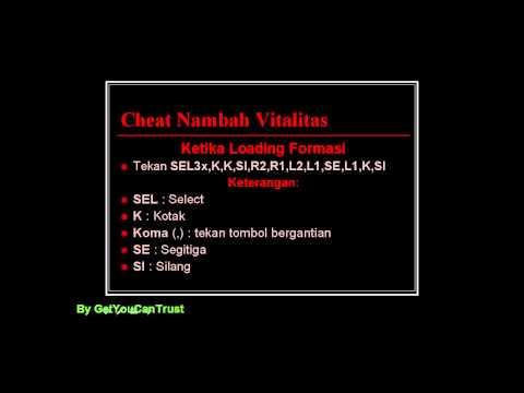 Cheat Winning Eleven 2012
