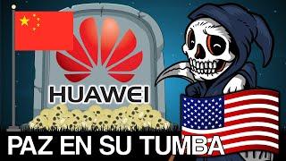 EEUU ataca a Huawei 5G (Guerra Comercial entre EEUU y China)