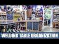 Organize Your Welding Table    JIMBOS GARAGE