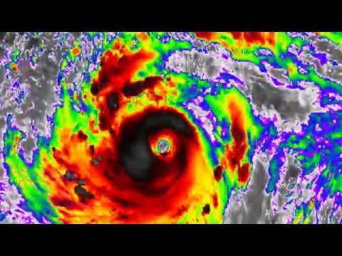 Typhoon Mangkhut (Ompong) Update - 10pm PHT Sept 13, 2018