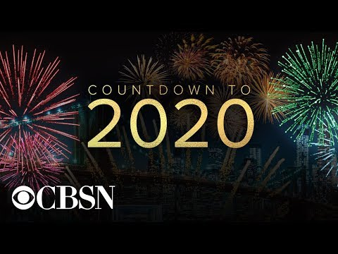 Watch live: Countdown to 2020 | New Years Eve Around the World