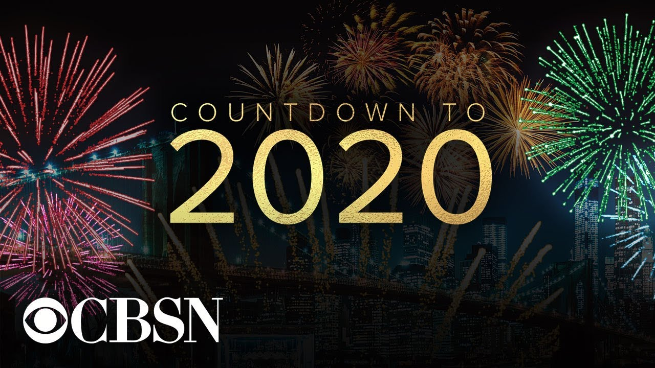 Watch Live Countdown To 2020 New Years Eve Around The World Youtube
