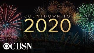 Watch live: Countdown to 2020 | New Years Eve Around the World