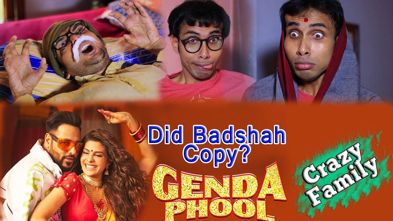 Crazy Family | Genda Phool | Hindi funny Video | Binjola Brothers