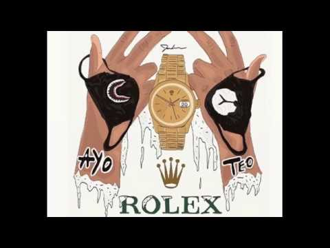 (Rolex)by ayo and teo