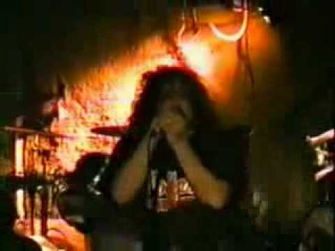 Exodus - A Lesson In Violence LIVE @ Bogies Albany NY '97