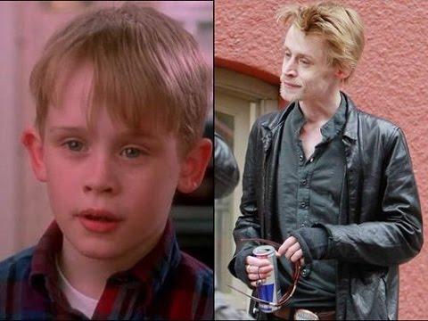 Hasil gambar untuk Macaulay Culkin home alone and now