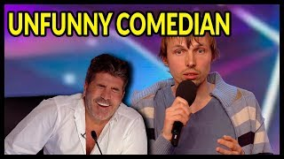 Top 10 FUNNIEST HILARIOUS Auditions EVER On Britain's Got Talent 2016 - 2018!