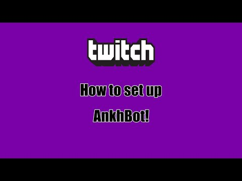 Bot Twitch Giveaway