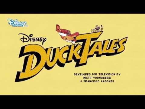 DuckTales (2017) - Dutch Intro Official Disney Channel Netherlands (NTSC)