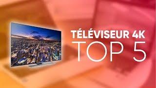 TOP5 : MEILLEURE  TV 4K (2018)