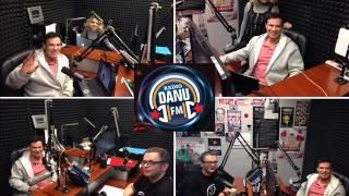 """Ефим Шифрин на """"Danu Radio 87.7 FM"""" ( NY ) 08.04.2014."""