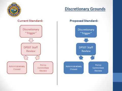 Oregon DPSST: Criminal Justice Certification Denial/Suspension ...