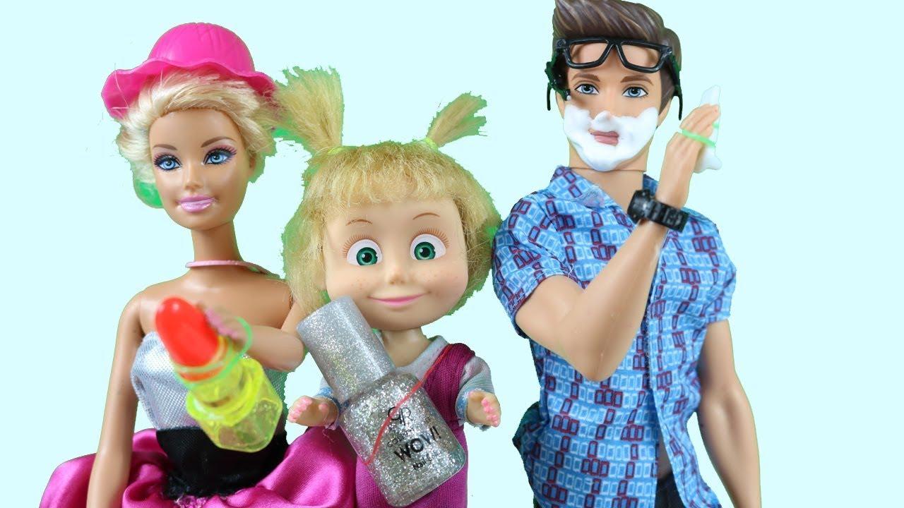 Barbie ραντεβού Ken
