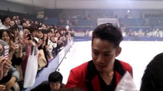 フィギュアスケート高橋 大輔選手 20130504 プリンスアイスワールドin横...