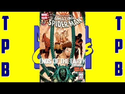 THE AMAZING SPIDER-MAN ENDS OF THE EARTH [TPB] [ENG] 2013