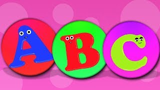 ABC Song in Hindi | Learn Alphabets A To Z | Kids Learning Songs In Hindi | बच्चों के लिए एबीसी गीत
