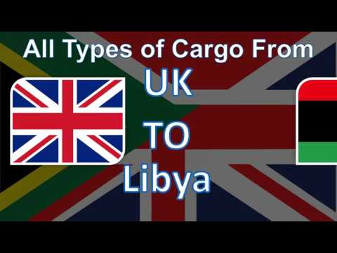 The Most Effective, Fast and Cheapest Shipping Services to Libya by Cargo to Africa