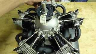 MOKI 250cm3 --- 5 Cylindres en étoile