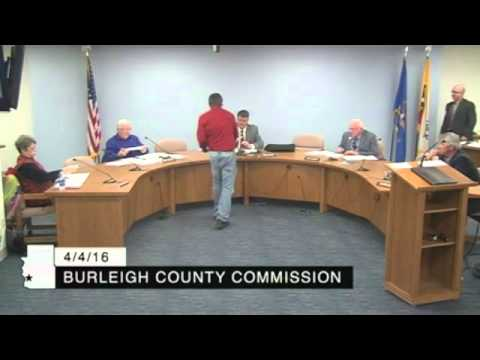 Burleigh County Rejects RZ Renewal - April 4th, 2016