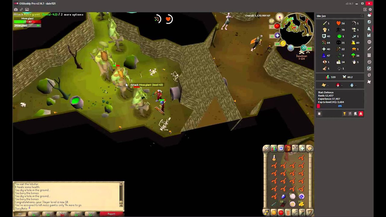 Osrs Deadman Killing Moss Giants Safee Youtube These npcs can be found in hillsbrad foothills (105), alterac mountains (20). osrs deadman killing moss giants safee