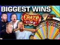 Top 10 Wins on Crazy Time
