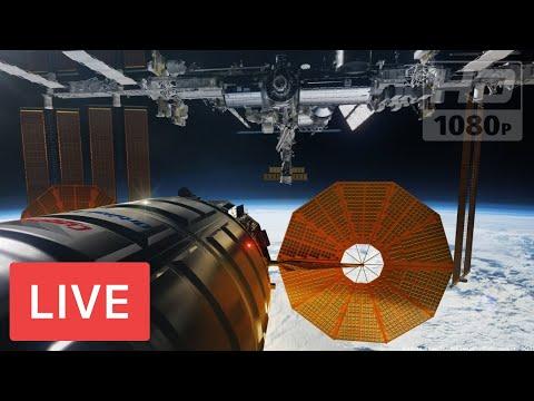 WATCH LIVE: Northrop Grumman Cygnus Arrival at ISS #NG-11 #ISSsupplymission @04:00 EST