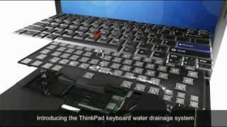 Nepromokavá klávesnice Lenovo ThinkPad