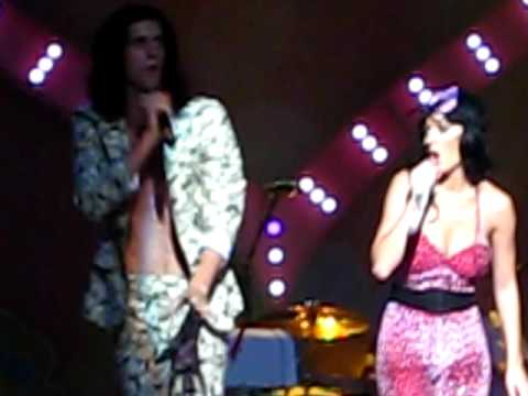 Katy Perry and 3OH!3- Starstrukk at Hammerstein Ballroom in NYC