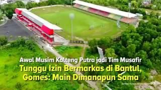 Jadi Musafir, Klub Promosi Liga 1 Ini Tunggu Izin Bermarkas di Bantul