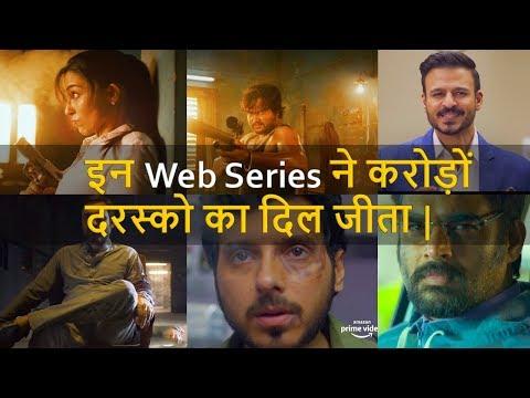 Top 10 Best Hindi Web Series On Amazon Prime Video | Best Of Amazon