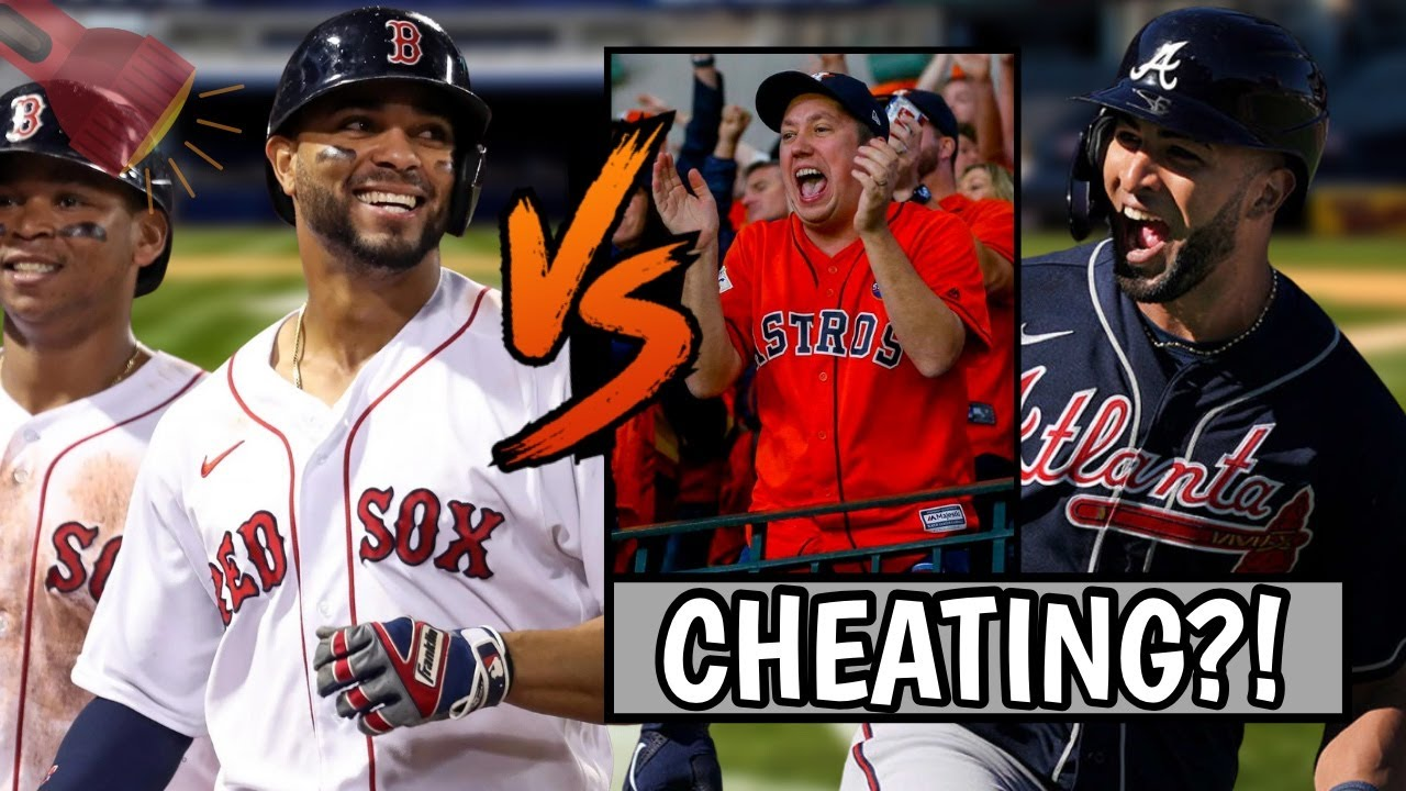 Download Red Sox ACCUSED OF CHEATING By Astro Fans!? Braves ONE WIN From World Series (MLB Recap)