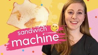 DIY Robot: Sandwich Making Robot | Scrappy Robots with Simone Giertz