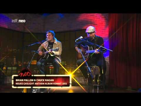 Brian Fallon & Chuck Ragan - Great Expectations (acoustic)