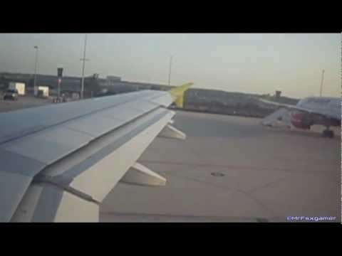 My trip to Brussels - flight from Stuttgart to Brussels - Part 1